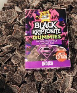 Buy Black Kryptonite Gummies Online