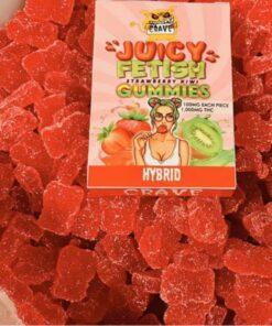 Buy Juicy Fetish Gummies Online