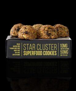 Star Cluster CBD Superfood Cookies