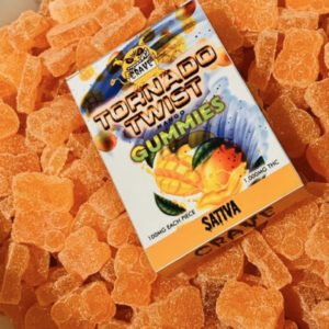 Buy Tornado twist Gummies Online