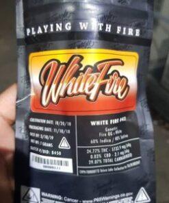 buy Jungle boys white fire