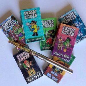 Buy Exotics Vape Cartridge