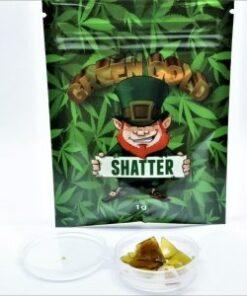 Buy Green Gold Shatter