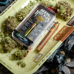 Buy Brass Knuckles Vape Cartridge Online