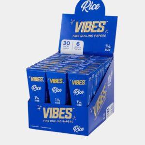 Buy Vibes Cones Box 1.25″